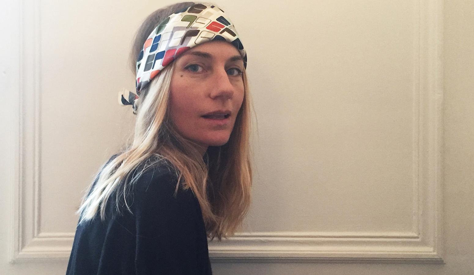 Emmanuelle Legavre for My parisiennes