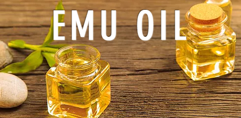 emu oil for pain