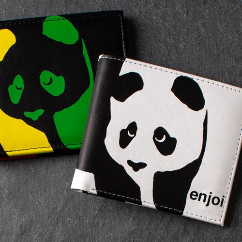 Enjoi Panda Wallets