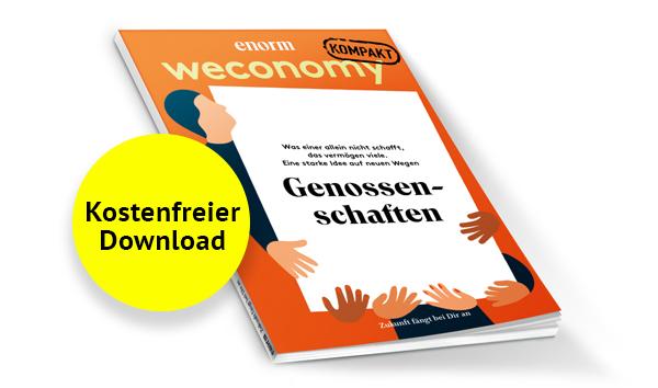 Cover enorm Genossenschaft