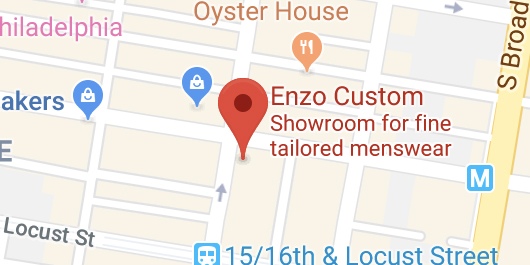Enzo NY on Maps