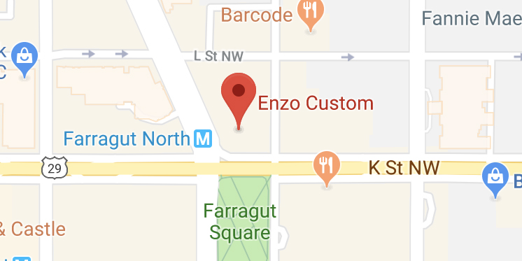 Enzo DC on Maps