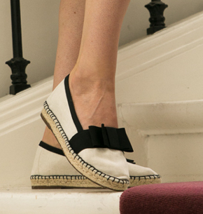 French Luxury Espadrilles - Escadrille - My Parisiennes