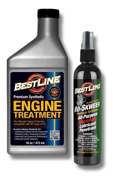 BestLine engine oil additives