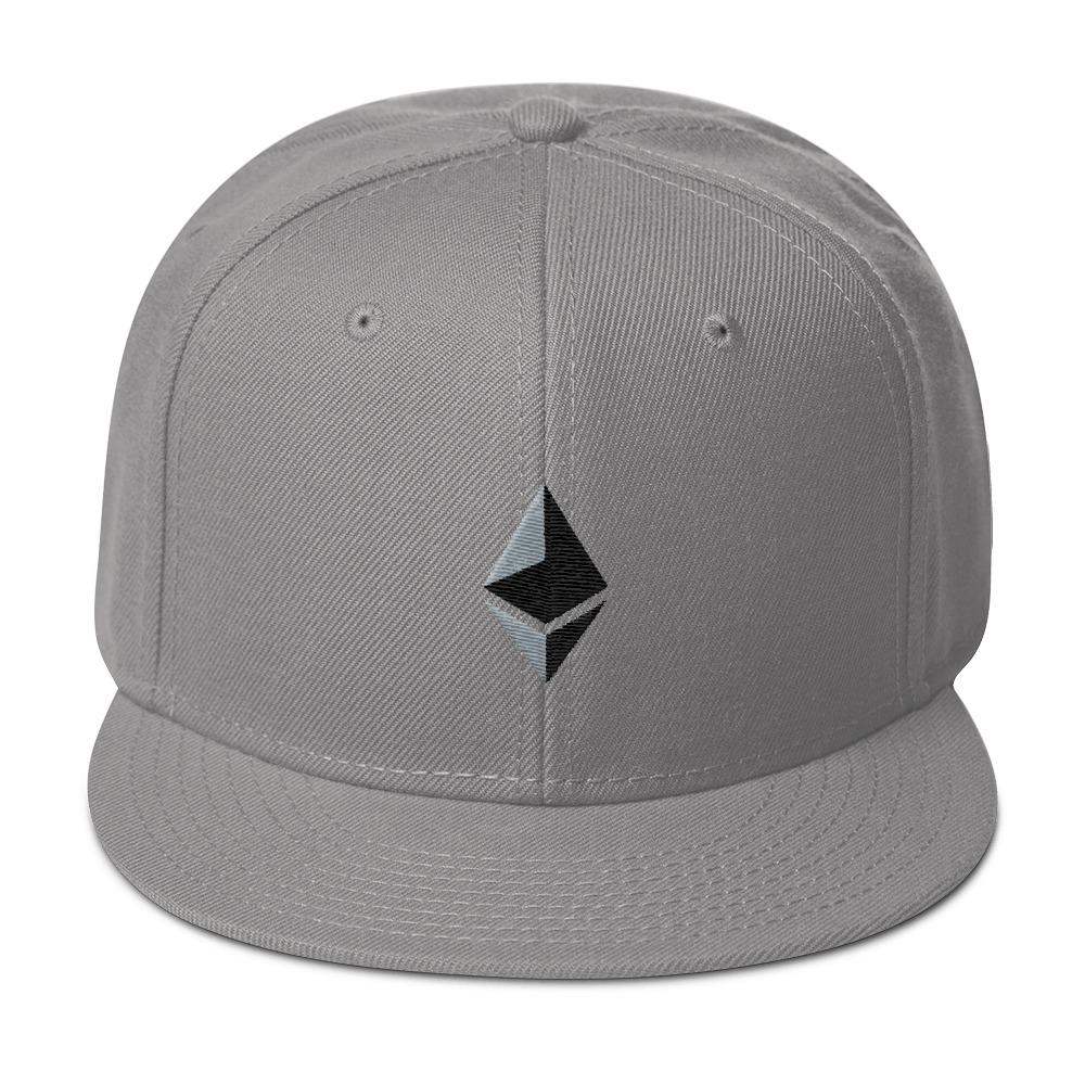 Ethereum-Snapback-Bitcoin-Hat-Bitcoin-Clothing-Crypto-Merch