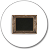 Bronze E-Z Plaques Icon Global Bronze