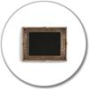 Bronze E-Z Plaques Icon Global Bronze