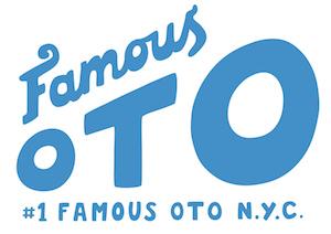 Famous OTO Logo