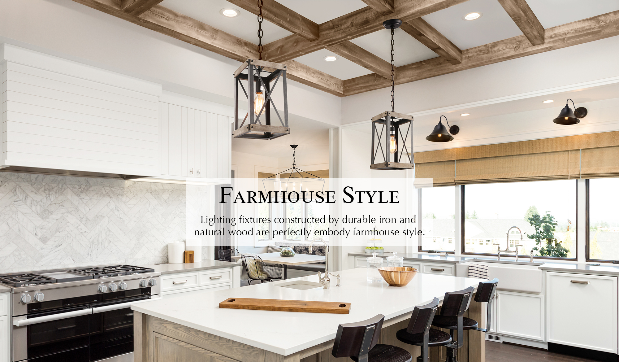 LNC HOME FARMHOUSE LIGHTING