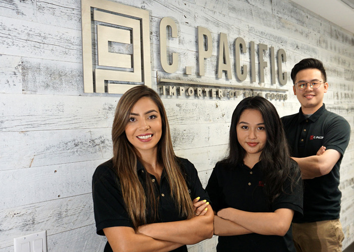 C Pacific Employees
