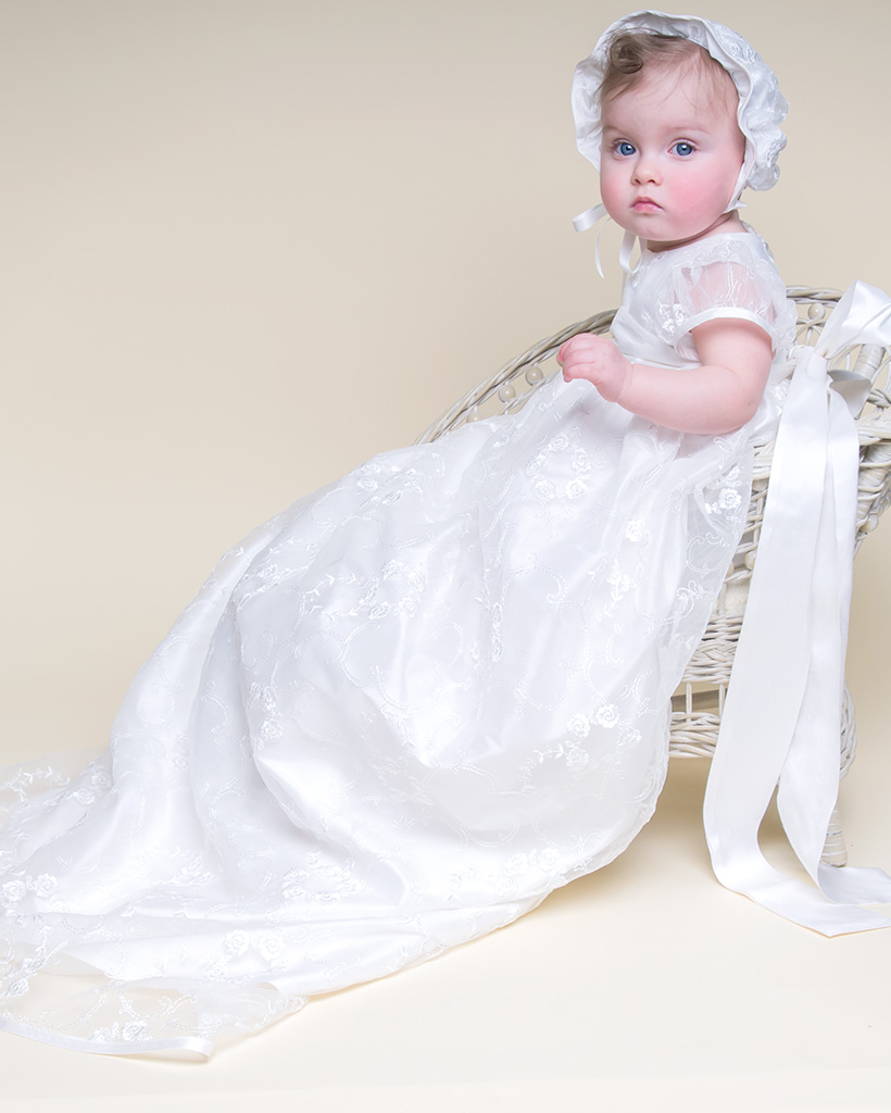 Fiona Heirloom Christening Collection