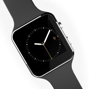 Smartwatch Y Black