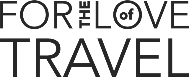 For The Love Of Travel logo
