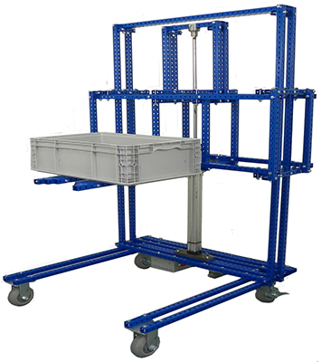 Light Duty Lifting Cart