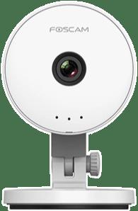Ajax hälytysjärjestelmä liitettävä kamera Foscam