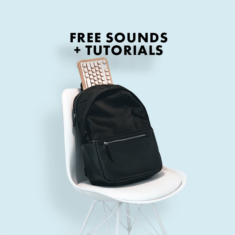 Free Sounds, Sample Packs, and Production Tutorials