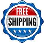 Free Air Mail Shipping on All Orders