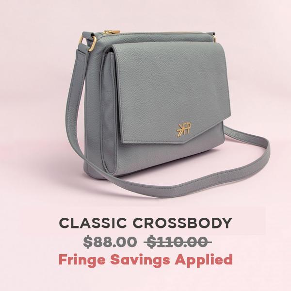 Stone Classic Crossbody   Freshly Picked