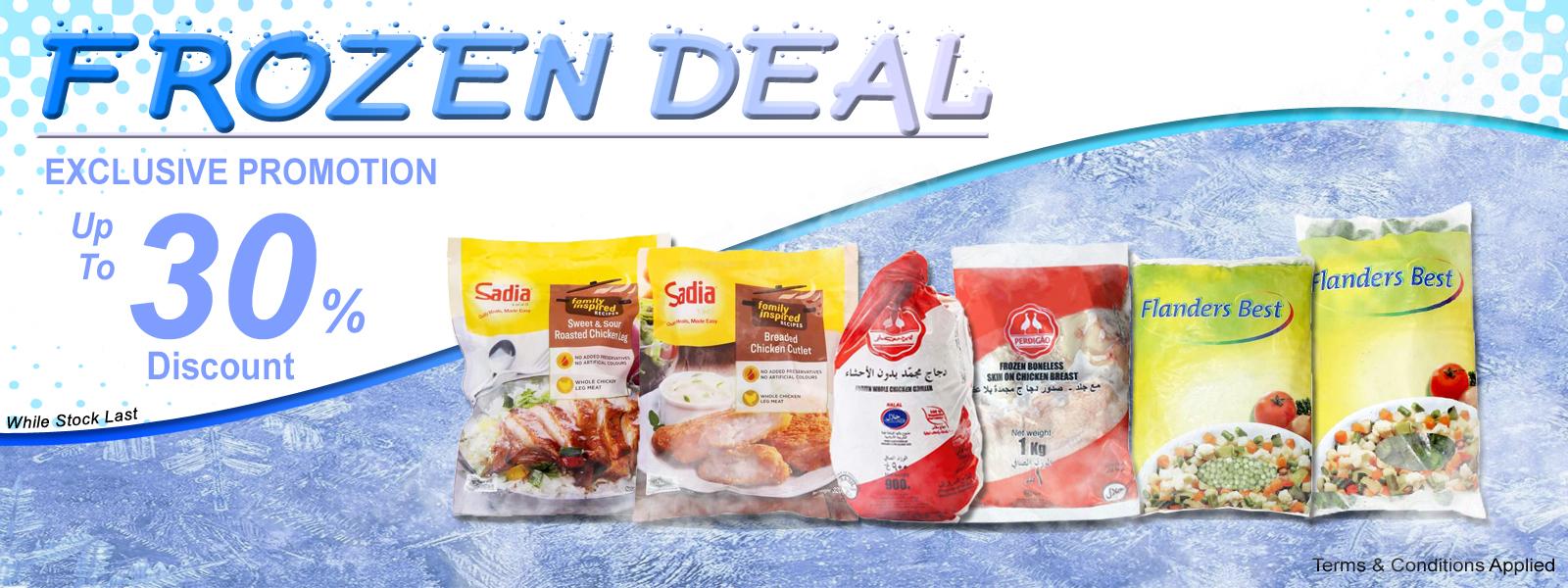 Frozen Deal