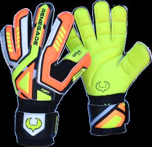 Renegade GK Fury Volt Goalkeeper Gloves