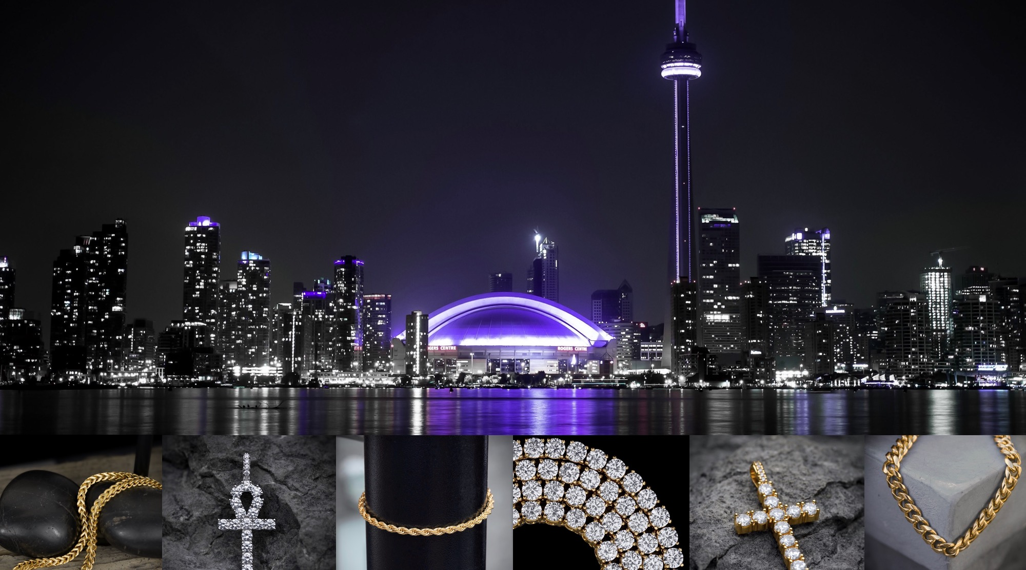 Gold City Toronto Men's Jewelry