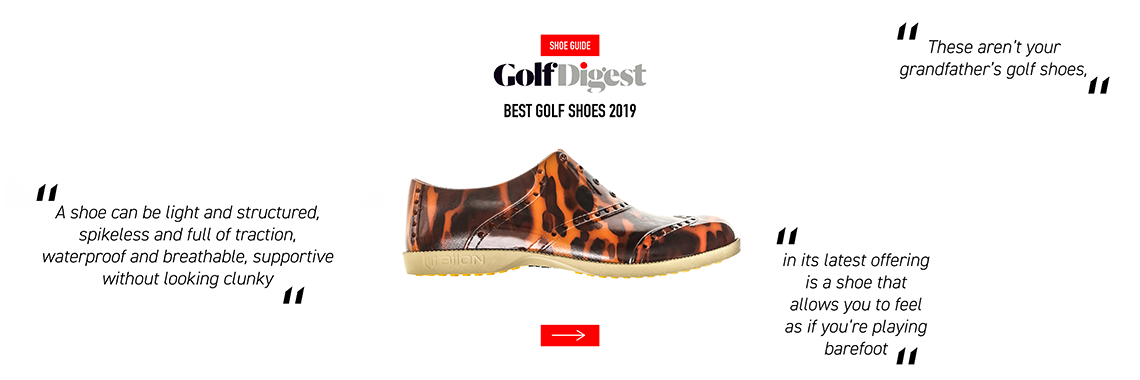 GolfDigest Best Golf Shoes 2019