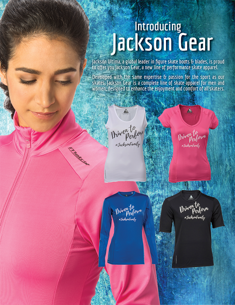 Jackson Gear clothing introduction