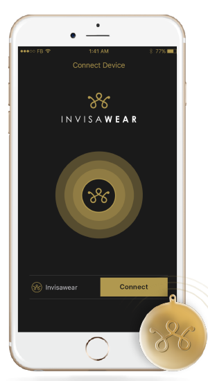 FAQs about invisaWear App
