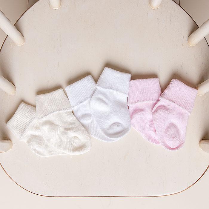 Girls Christening Socks