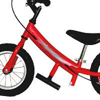 Balance Bike Footrest