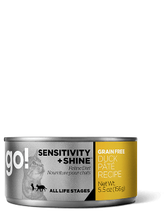 Go!™ Sensitivity Shine Eend Pâté