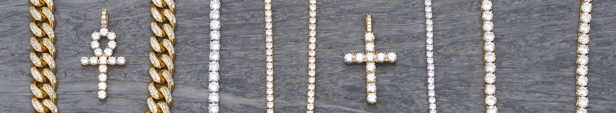Gold City Hip Hop Jewelry