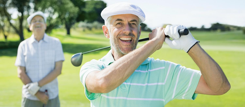 cbd golfer
