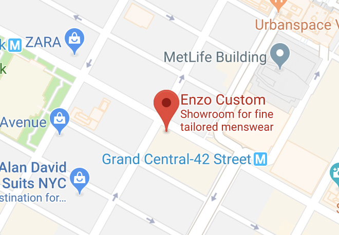 Enzo NY on Maps
