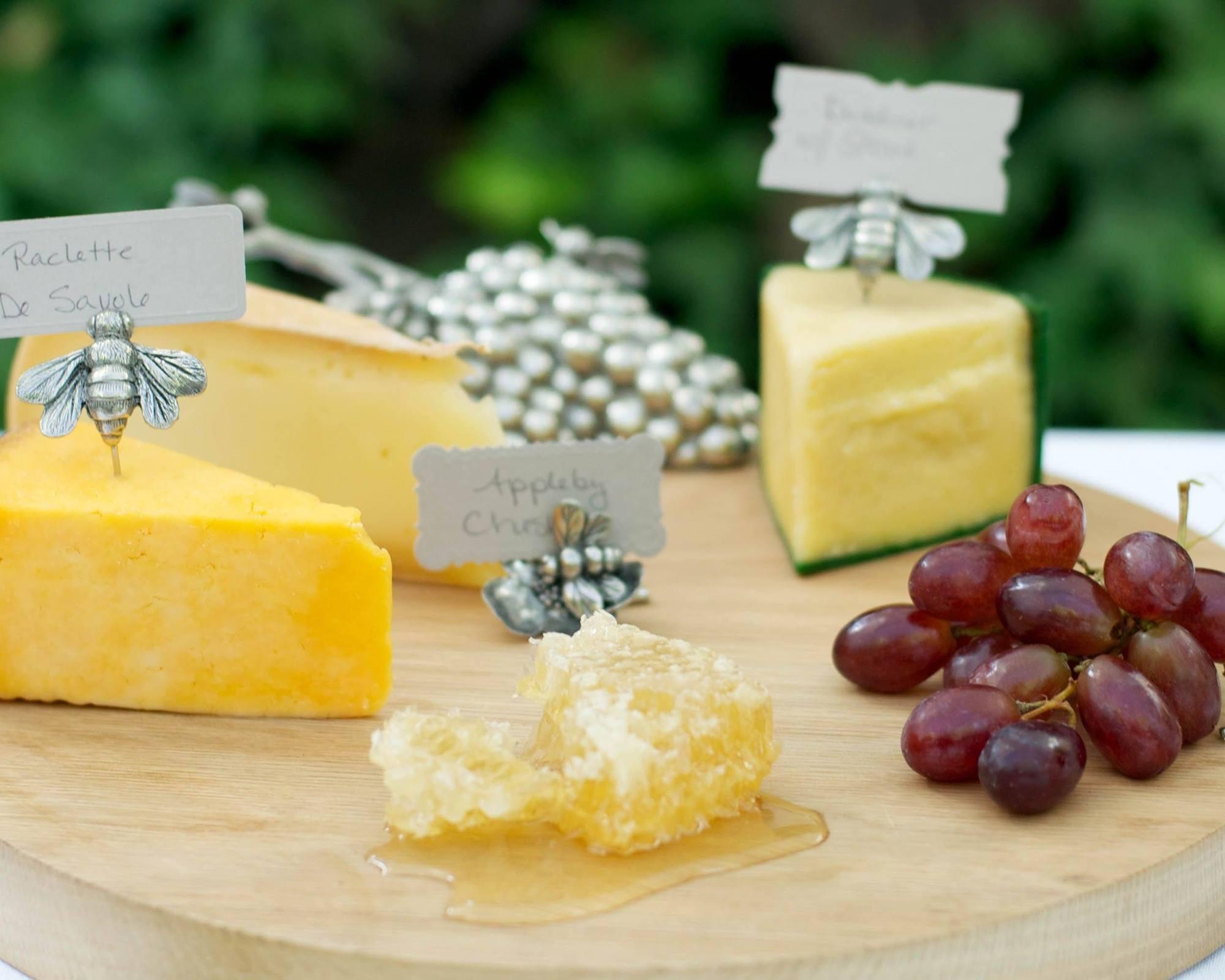 Bee Cheese Picks