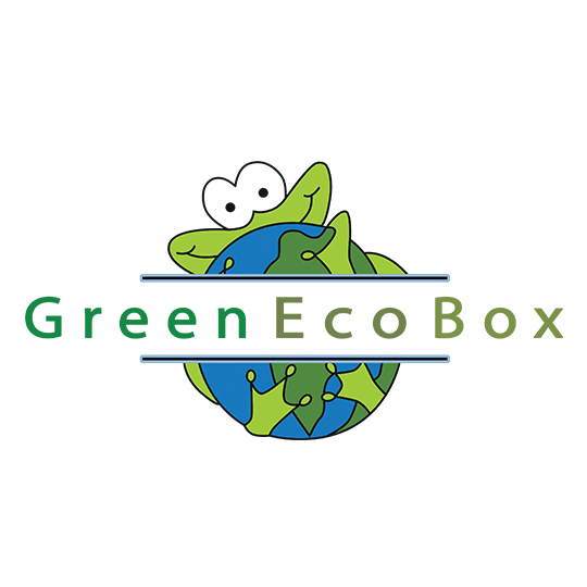Green Eco Box logo