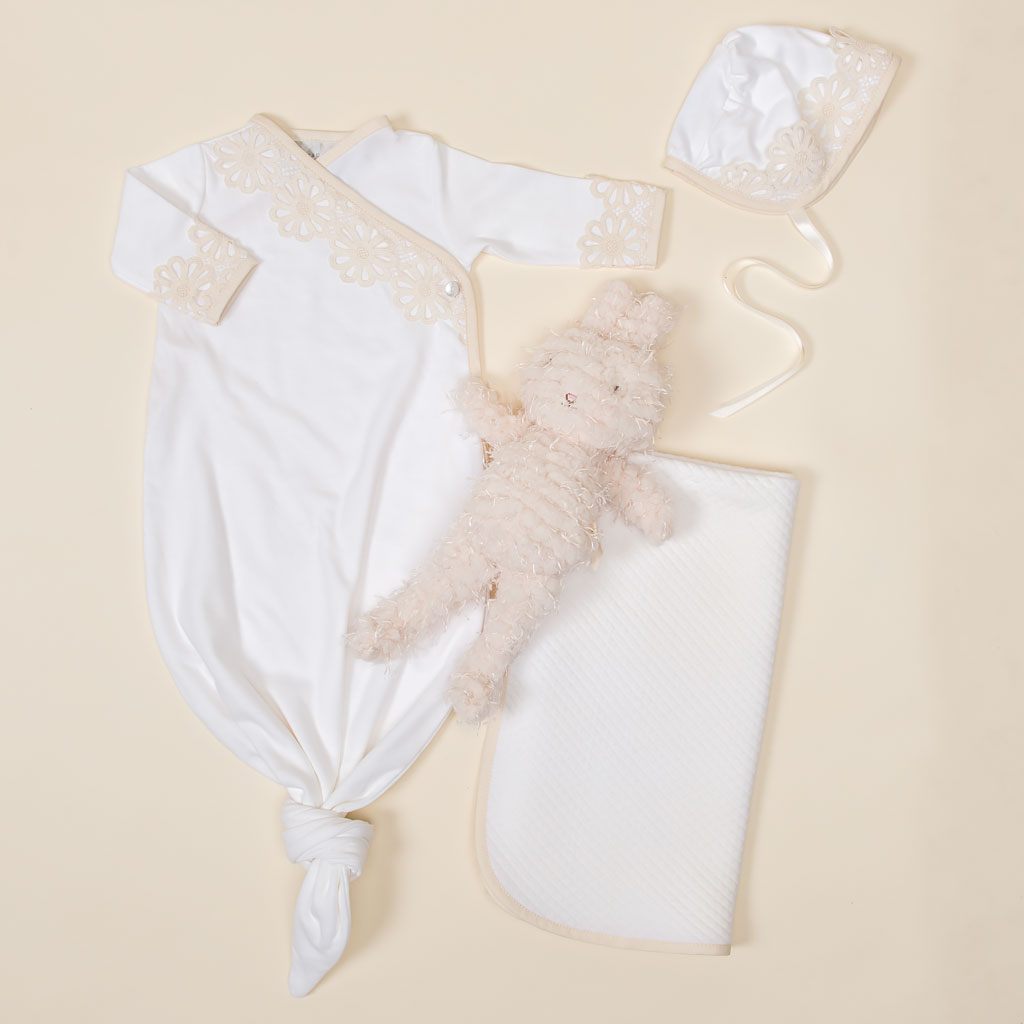 Hannah Newborn Girls Christening Dress Collection