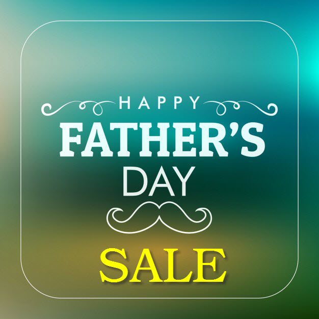 Heaven of Sound's Father's Day SALE
