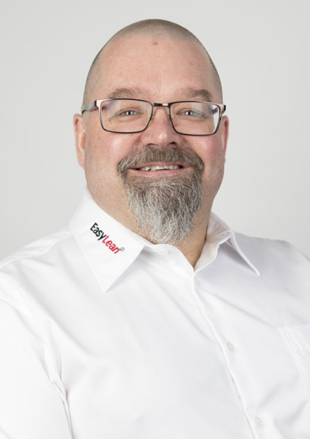 Senior Lean Expert Harri Laitinen