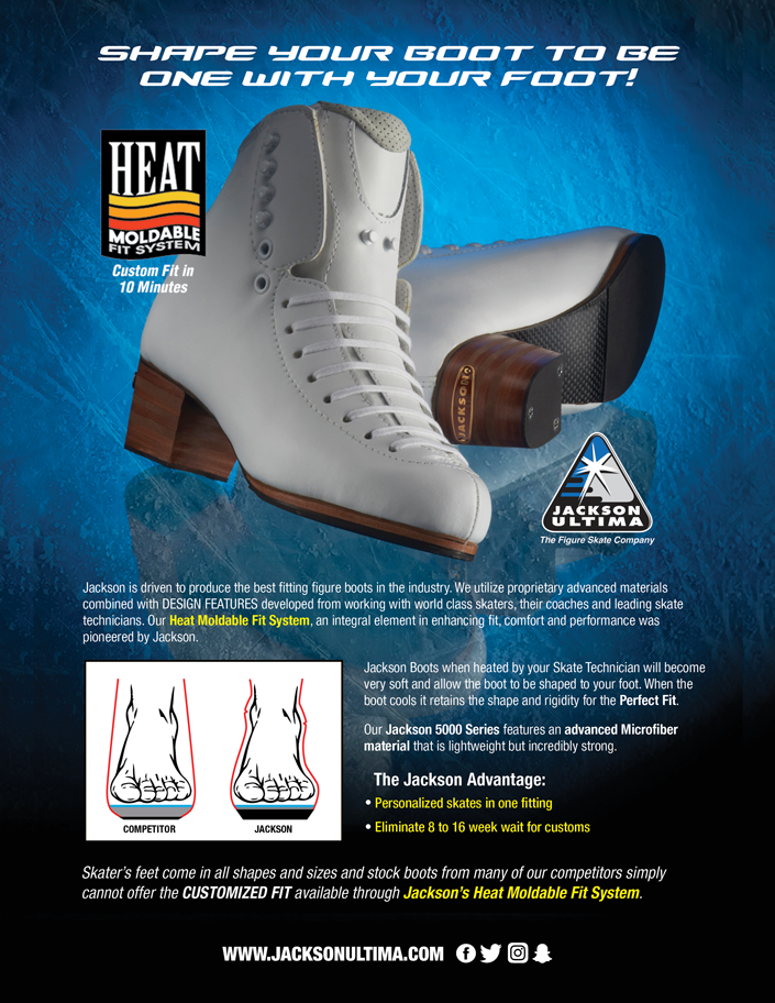 Jackson Heat Moldable Feature Poster