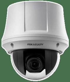 Ajax hälytysjärjestelmä liitettävä kamera Hikvision