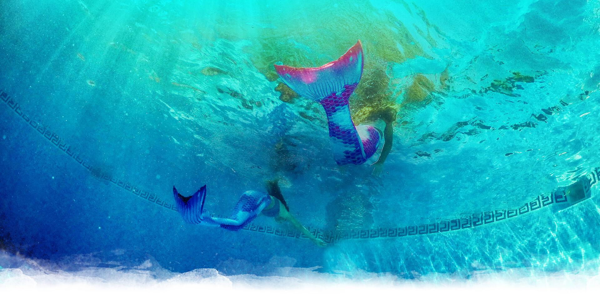 270de612d426e Mermaid Tails for Kids | Planet Mermaid
