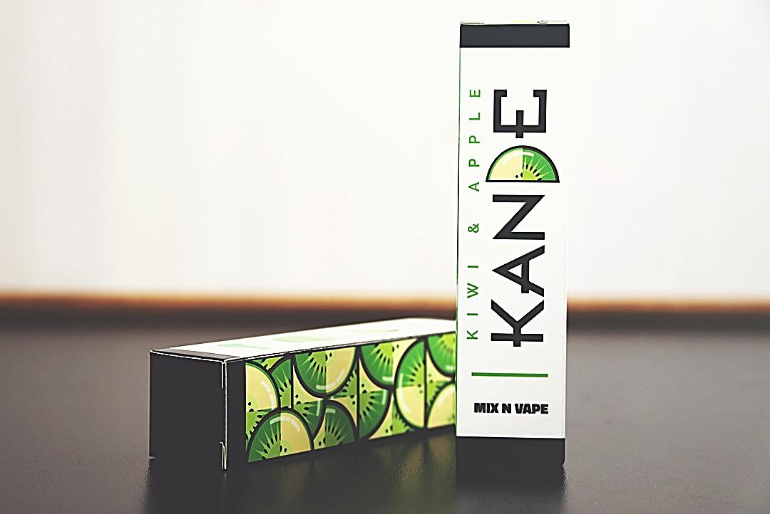 Kande E-Liquid by Frisco Vapor