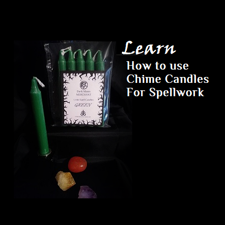 How To Use Chime Candles For Spells