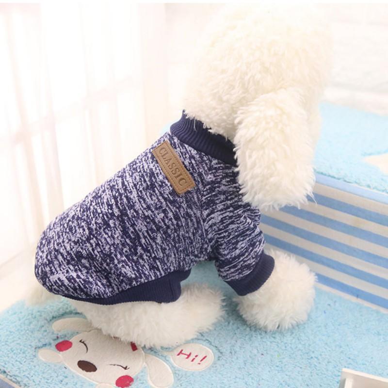 navyclassicdogsweater