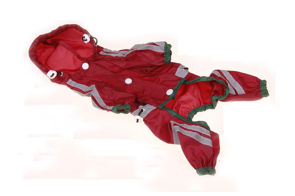 reflectivesafetydograincoat