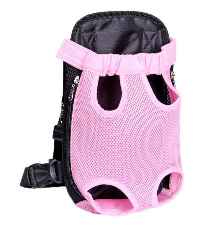 pinkbackpackdogcarrier