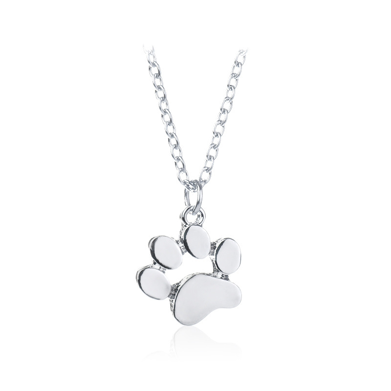 pawprintnecklace