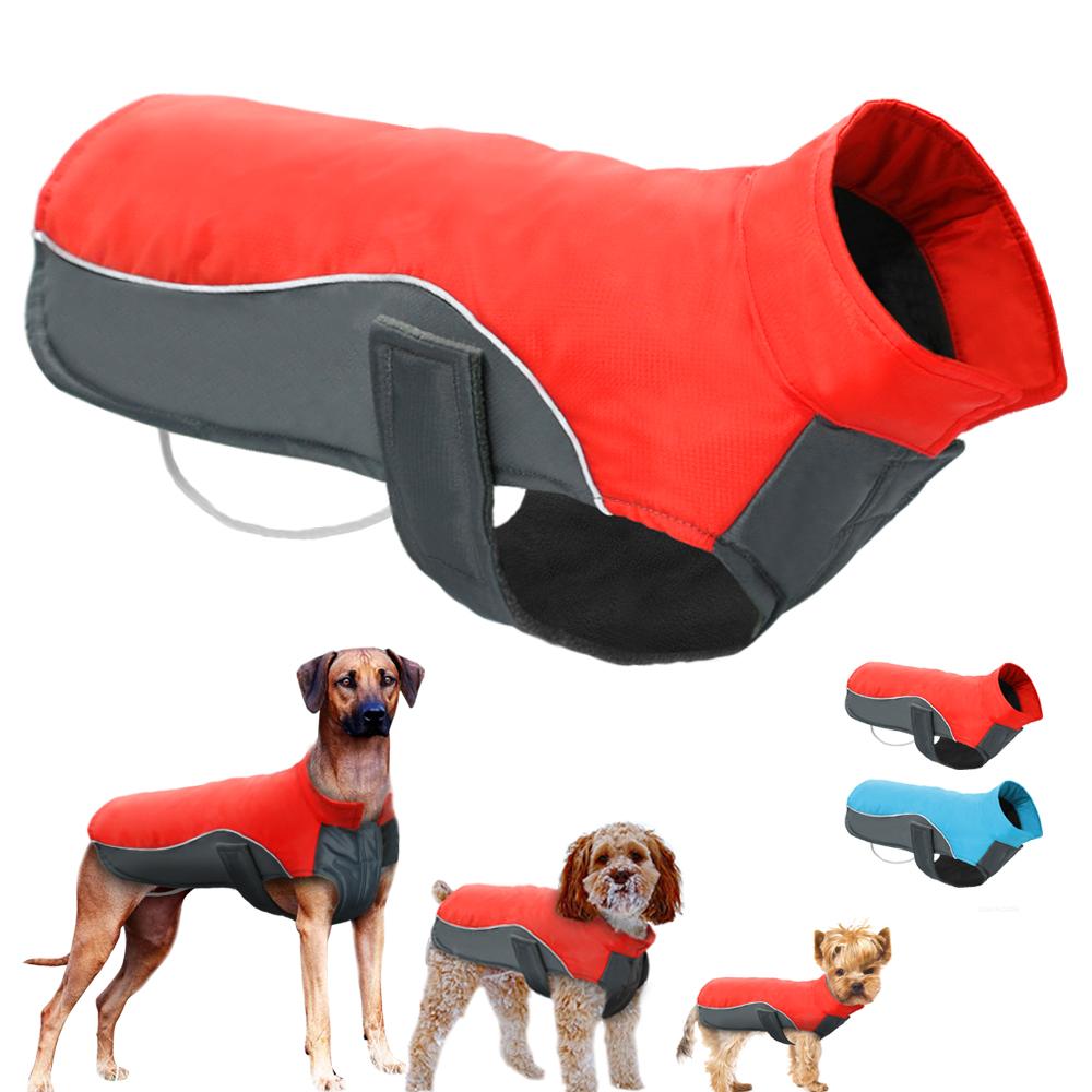 waterproofcolorblockdogvest