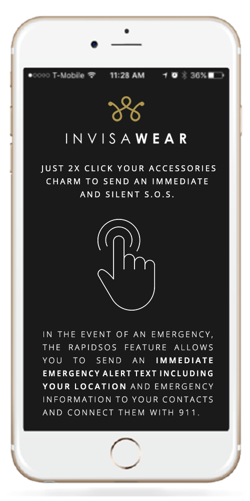 invisaWear® Smart Jewelry